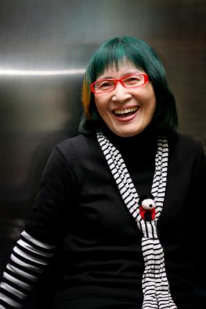 「幸せ伝道師」として知られた作家兼放送タレントのチェ・ユンヒさん