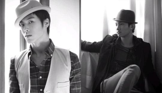 来年1月、「東方神起」としてカムバックするユノ・ユンホ(写真左)とチェガン・チャンミン(写真=東方神起公式ホームページ)。