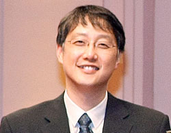 コロンビア大のキム・フィリップ教授(43・物理学)。