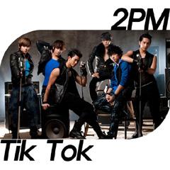 男性アイドルグループの2PM。