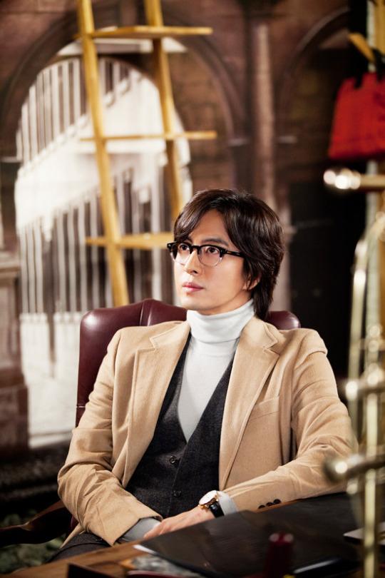 ドラマ「ドリームハイ」で名演技を見せた俳優ペ・ヨンジュン。