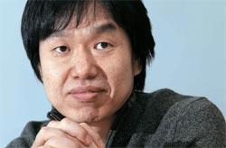 ソーシャルネットワーキングサービスのサイワールドを立ち上げたナウプロフィールの李東炯(イ・ドンヒョン)代表。