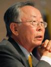 李憲宰(イ・ホンジェ)元経済副総理。