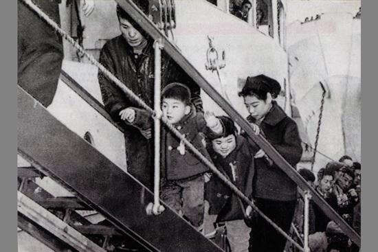 かつて北朝鮮で金持ちだった北送在日同胞が、最近は粥も有難く食べるほどの貧困層になっている。