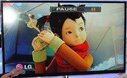 米国の消費者雑誌「コンシューマーリポート」が26日、LGの偏光フィルム型(FPR)3Dテレビについて「フルHDではない」との評価を下した。