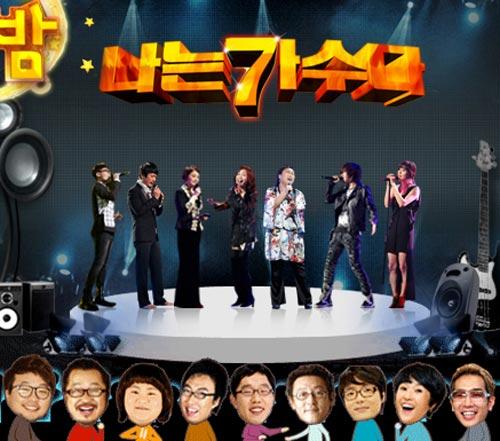 海外フォーマット輸出協議が進められているMBC(文化放送)の人気番組「私は歌手だ」。