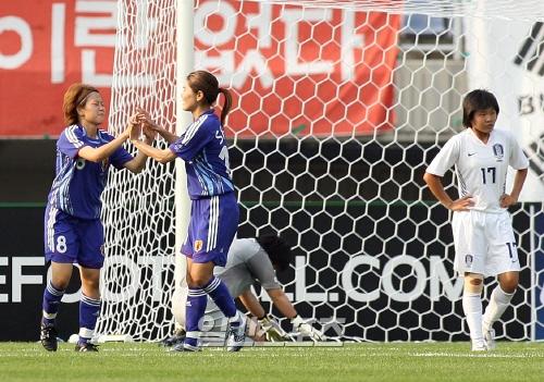 チェ・ドクジュ監督は「日本女子サッカーは伝統的に基礎がしっかりしていて、守備の組織力が高い。 選手のサッカー入門が韓国よりも早いため」と日本の善戦を分析した。
