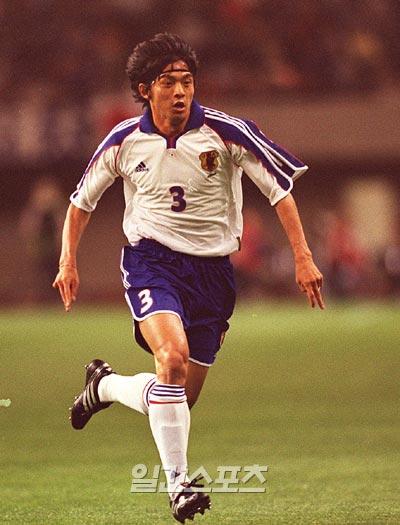 日本サッカーが元国家代表・松田直樹(34、松本山雅FC)。