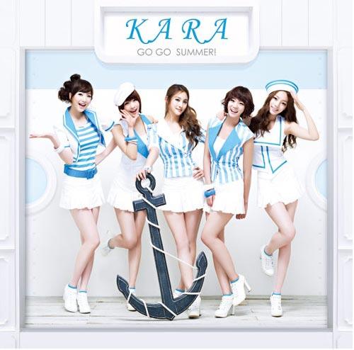 日本人が好きなK-POPアーティスト1位になったガールズグループのKARA。
