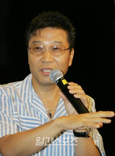 SMエンターテイメントの李秀満(イ・スマン)会長。