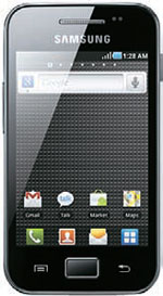 三星電子の中低価格スマートフォン「ギャラクシーエース」