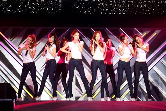 11月にシングルをリリースして米国デビューすることを発表したガールズグループの少女時代。