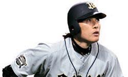 日本プロ野球オリックスの李承ヨプ(イ・スンヨプ、35)。