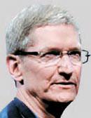 ティム・クック・アップル最高経営責任者。