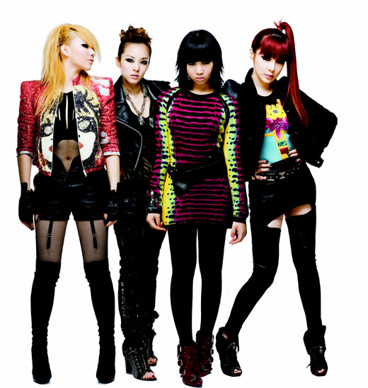 タイ・バンコクで初の単独コンサートを開くことになった2NE1(トゥエニィワン)。
