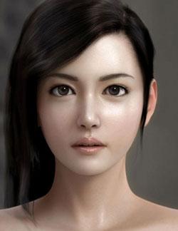 「韓国人男性の普遍的理想女性」と題してインターネット上に広まっている写真。