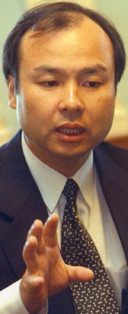 孫正義ソフトバンク会長