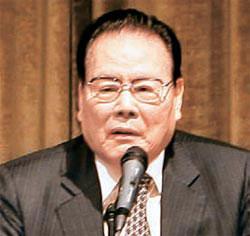 李御寧(イ・オリョン)元文化部長官(現中央日報顧問)
