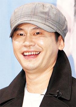 YGエンターテインメントのヤン・ヒョンソク代表。