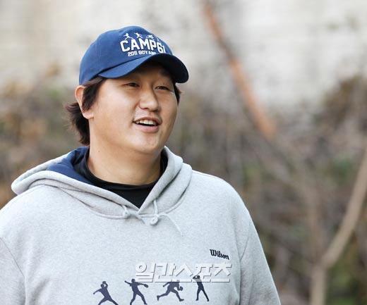 李大浩(イ・デホ、29、元韓国ロッテ)。