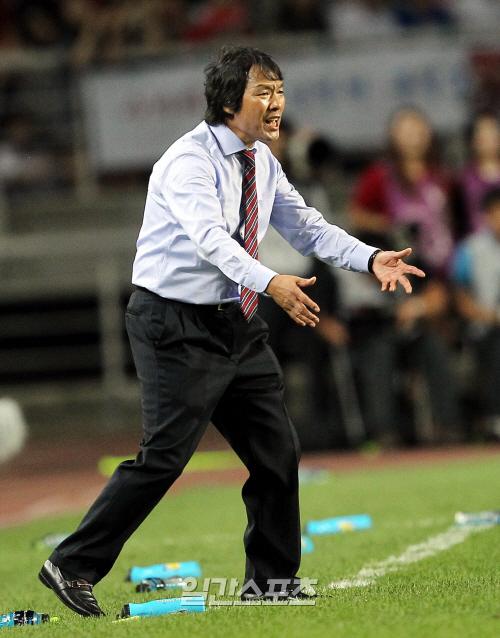 8日、韓国W杯サッカー代表チームの監督を解任された趙広来(チョ・グァンレ)氏。