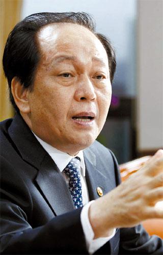 徐圭竜(ソ・ギュヨン)農林水産食品部長官