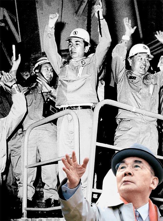 韓国の「鉄鋼王」朴泰俊(パク・テジュン)ポスコ名誉会長が13日に他界した。