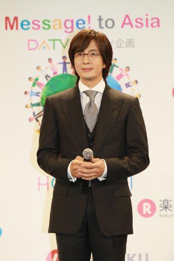 俳優のペ・ヨンジュン(写真=キーイースト提供)。