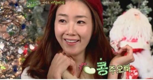 女優のチェ・ジウ(写真=SBS画面キャプチャー)。