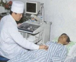 北朝鮮の医者。