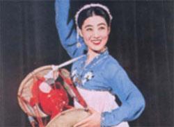 金正恩(キム・ジョンウン)の生母、高英姫(コ・ヨンヒ)。