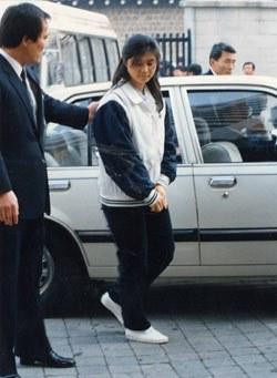 大韓航空機爆破犯の金賢姫が事件発生1年後の1988年、国家安全企画部(安企部)から検察に送致されている。