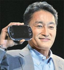 平井一夫ソニー副社長が1日に最高経営責任者に選任された。彼は「ソニーのスティーブ・ジョブズ」と呼ばれる。
