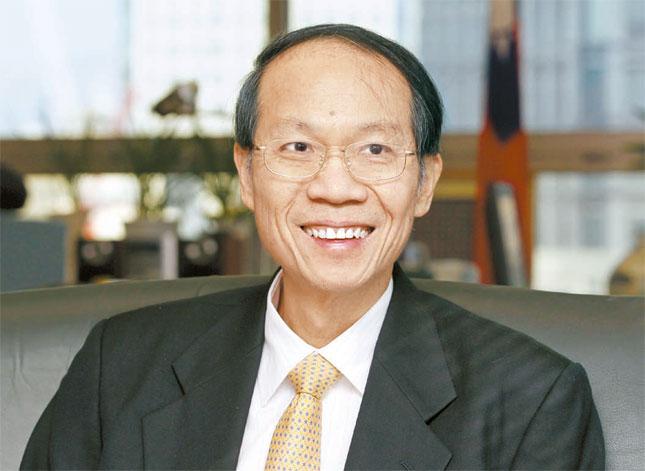 梁英斌駐韓台北代表部代表