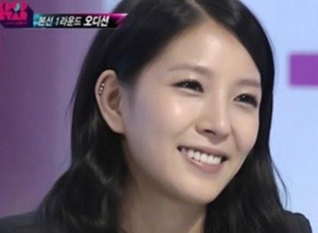 歌手のBoA(ボア、写真=SBS画面キャプチャー)。