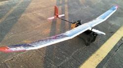 韓国で初めて開発された太陽光無人航空機。