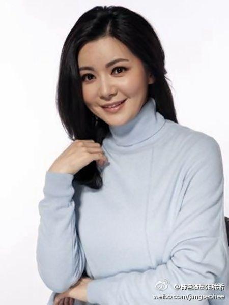 女優のチャン・ソヒ(写真=本人の微博)。