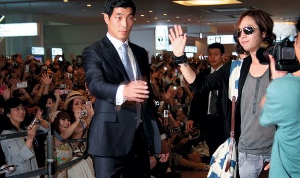 日本人女性は生意気なイメージの韓国人俳優チャン・グンソクに男性美を感じるという。