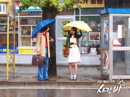 チャン・グンソク、少女時代のユナらが主演のKBS(韓国放送公社)第2のドラマ「ラブレイン」。