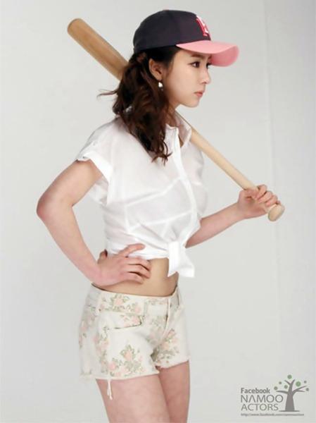 女優のシン・セギョン(写真=ナムアクターズのフェイスブック)。