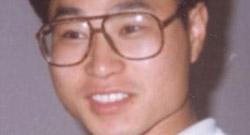 コ・ウォンイル容疑者の10余年前の写真。