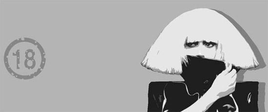 レディー・ガガは4月27日に来韓公演を行う。公演に際して「満18歳未満観覧不可」の判定が下されて話題になっている。