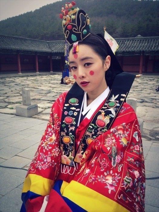 女優のホン・スア(写真=本人のツイッター)。