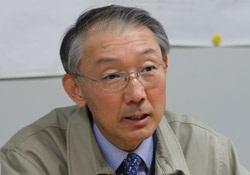 韓国航空宇宙研究院の羅老(ナロ)号発射推進団の趙光来(チョ・グァンレ)団長(53)。