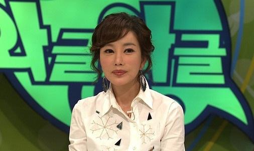 女優のノ・ヒョニ。