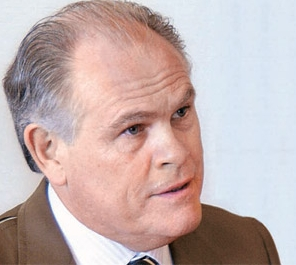 ロリー・ナイト元スイス銀行副総裁。