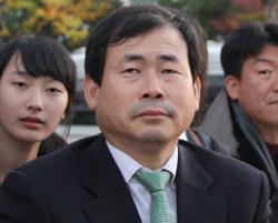 三菱訴訟を担当した崔鳳泰(チェ・ボンテ)弁護士。