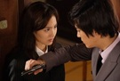 KBS(韓国放送公社)第2テレビの新ドラマ「カクシタル」のワンシーン。