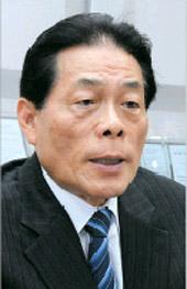 韓国原子力文化財団の千柄泰(チョン・ビョンテ)理事長(71)