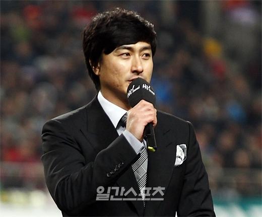 安貞桓(アン・ジョンファン)Kリーグ名誉広報チーム長